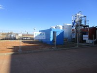 LIFE ZELDA's pilot plant has been successfully commissioned at Almeria sweater desalination plant