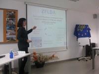 """ZELDA participa en el Workshop """"Nuevas Tecnologías para tratamientos de aguas"""" en Lurederra"""
